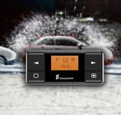 Control panel autonomous heater of Easy Start