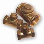 Backpressure interflange valve dv.250 ru16