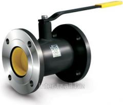 Кран шаровый фланцевый LD DN 125 PN 16 стандартнопроходной