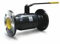 Кран шаровый фланц.LD DN 50 PN 40 полнопроход