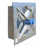 Вентиляторы осевые ВО-5, 6 ВО7, 1