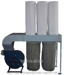 Пылеуловитель ПУА-4