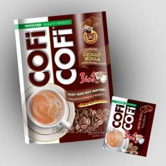 Chocco Mocca COFICOFI coffee drink