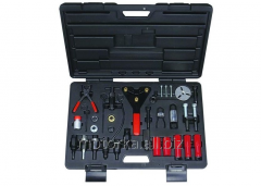The universal tool kit intended for removal of