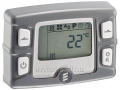 Element of management of an autonomous heater Fast