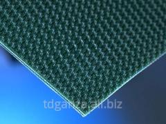 Конвейерная лента профилированная A42 green
