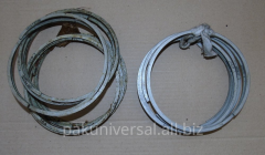 Oil wiper ring on the engine 1D12, 1D6, 3D6, D12,