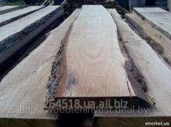 The board is not cut oak