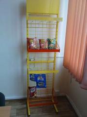 Rack for snacks