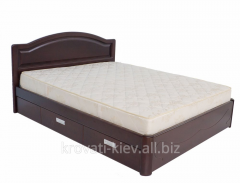 "Double wooden bed ""Angela"" in"