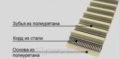 Зубчатый полиуретановый ремень Synchroflex