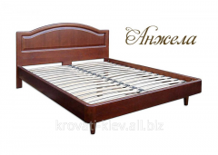 """Double wooden bed """"Angela"""" in"""