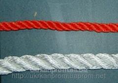 Канат полипропиленовый Ø10 мм