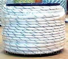Cord polyamide wattled Ø10 of mm