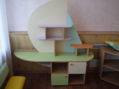 Мебель детская игровая по сферам деятельности: