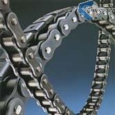 Роликовая цепь RSD12B Tsubaki Lambda стандарта BS/DIN