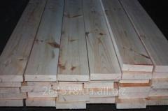 Board cut pine