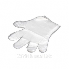 Disposable gloves of 100 pieces China