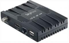 Compact receiver of SkyPrime HD Mini for reception