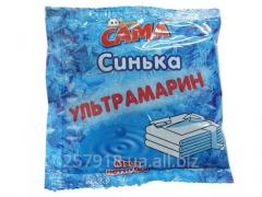 Blue dry Ultramarin of 90 grams
