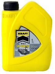 Mineral Kraft 80W-90 1 transmission oil of l