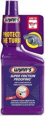 Защита турбин и деталей двигателя WYNN'S