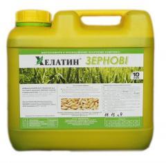 Хелатин Зерновые
