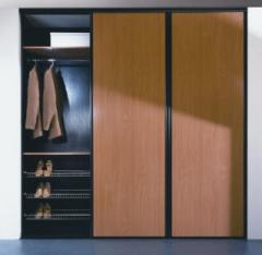 Sliding wardrobes in assortment Kiev, production