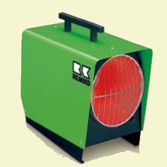 Gas heater of REMKO of the PGM-30 (PGT-30) series,