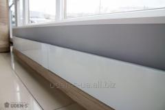 Warm plinth of UDEN-S