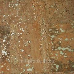 Pith wall-paper of Barselona Gold 7500