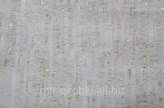 Pith wall-paper 1m*10m Lineas White