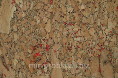 Pith wall-paper of Taragona RED