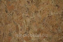 Pith wall-paper of 2 mm of Sevilla natural