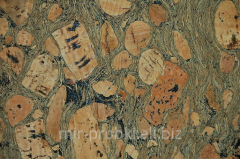 Pith wall-paper of 2 mm of Granada Negr