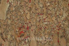 Pith wall-paper of Taragona RED 2 of mm