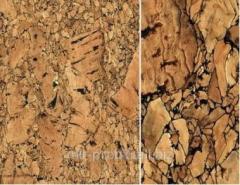 Pith wall-paper of 2 mm of Taragona Verde Botella