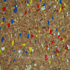 Pith wall-paper 0,5m*10m*2mm 8295 warming