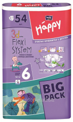 Children's diapers of Heppi 6 (from 16 kg) 54