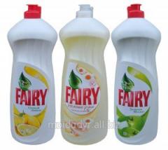 L FAIRY 1 dishwashing liquid