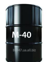 Мазут М 40