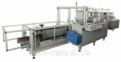 Automatic the equipment for packaging of...