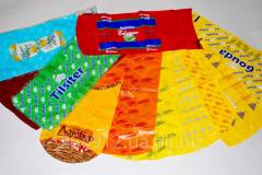 Пакеты термоусадочные цветные оптом Луцк