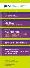 Mini MBA memory cards