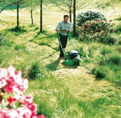 Газонокосилки для высокой травы