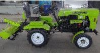 Садовой трактор