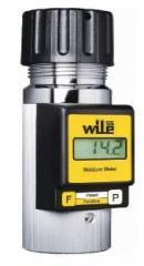 Digital measuring instrument of humidity of Wile
