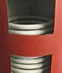 EuroTerm Баки накопичувачі з емальованим покриттям