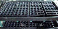 Гидропонная система Стеллаж с ячейками