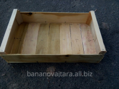 Fish wooden box
